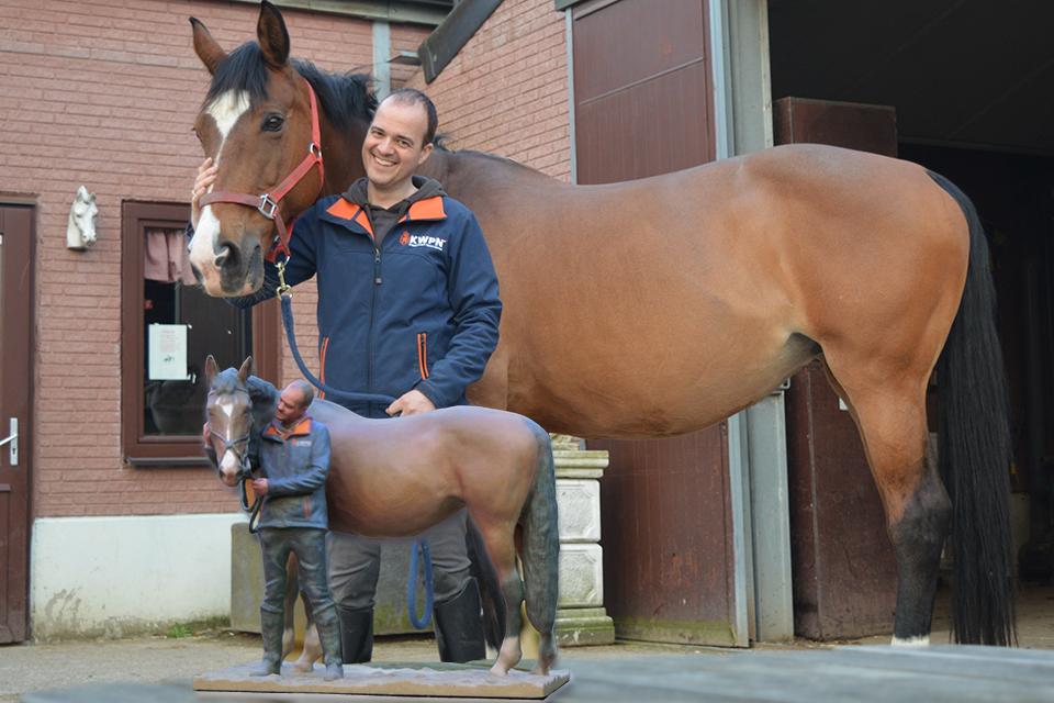 Una 3D Horse