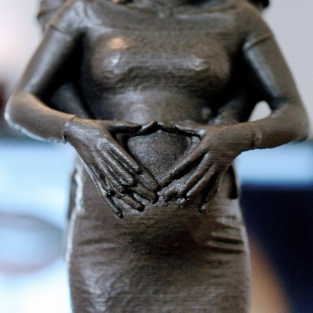 Beeldjes in brons